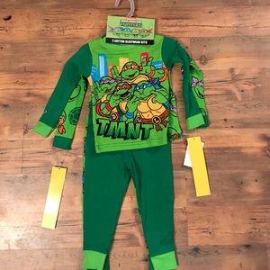 AME Sleepwear Other - NWT teenage mutant ninja turtles pj set