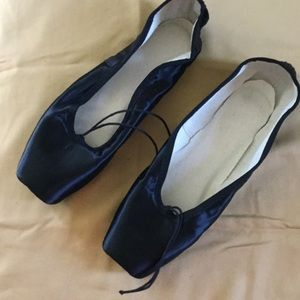 Repetto Shoes - Repetto Black Ballet Shoe for Dance Size 41.5