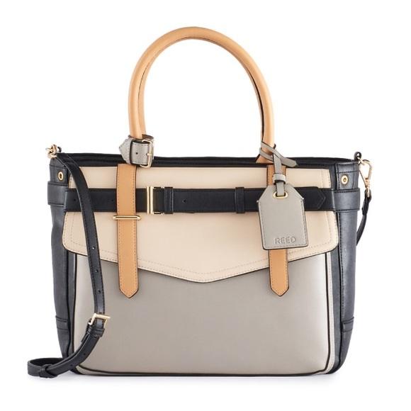 Reed Krakoff Handbags - Reed Krakoff for Kohls Boxer Buckle Bag