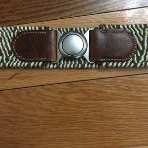 "Accessories - Corded elastic belt 32-38"""