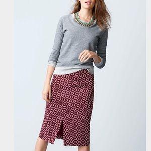 J. Crew Dresses & Skirts - J. Crew Pencil Skirt