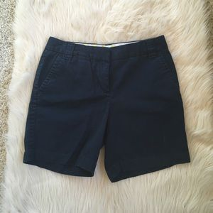 J crew chino shorts in excellent used condition!