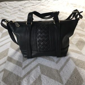 Sam & Libby Handbags - Sam & Libby Black Bag with Long Strap