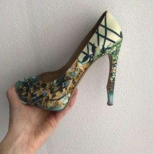 Nicholas Kirkwood Shoes - Floral Nicholas Kirkwood pumps