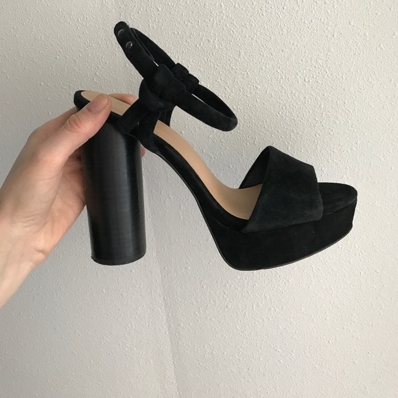 joe's Shoes - Joe's platform pumps
