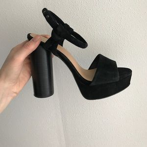 Joe's platform pumps