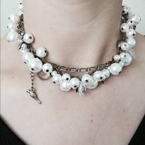 Chloe + Isabel Pearl Statement Necklace