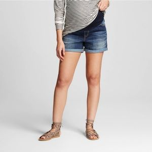 Liz Lange for Target Pants - Liz Lange Maternity Jean Shorts