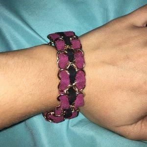 Jewelry - Faux Suede Bracelet