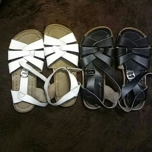 Salt Water Sandals by Hoy Other - Salt Water sandals sz1  TWO PAIR'S