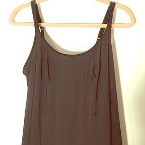 Blackmilk Other - LITTLE BLACK DRESS SLIP