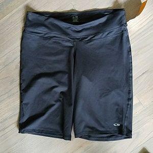 Champion Pants - Champion Duo Dry long workout shorts