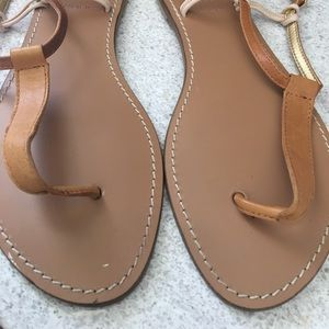 J. Crew Shoes - J. Crew Thong Sandal