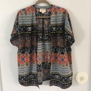 LA Hearts Kimono/Shaw