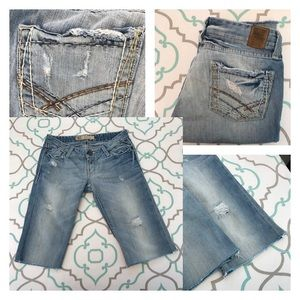 BKE Pants - 💙👖Awesome Preloved! BKE Cut Off Jean Shorts 26💙