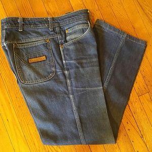 Vintage Oscar De La Renta Vintage Jeans