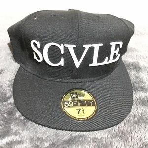 Black Scale Other - BLVCK SCVLE fitted Hat