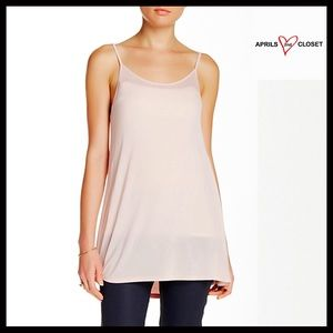 Valette Tops - ❗️1-HOUR SALE❗️Cami Tank Draped Tunic