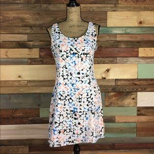 Olive & Oak Dresses & Skirts - Olive & Oak Geometric Abstract Patterned Sundress
