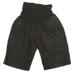 Oh Baby by Motherhood Pants - Oh Baby by Motherhood Black Shorts Sz M