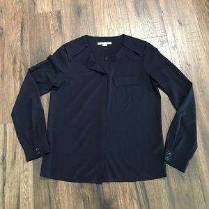 cooper & ella Tops - Cooper & Ella long sleeve blouse size medium