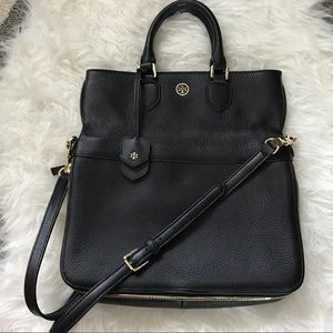 Tory Burch Handbags - WEEKEND SALE❗️Tory Burch Fold-Over Crossbody Bag