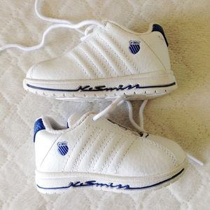 K-Swiss Other - toddlers' white K-Swiss sneakers