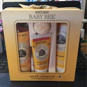 Burt's Bees Baby Other - Burt's Bees Baby Sweet Memories Keepsake Photo Box