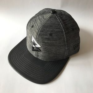 9Fifty Other - 9Fifity Black and Gray Hat
