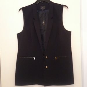 Worthington Black Vest