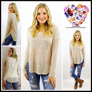 Lush Tops - Tunic Pullover