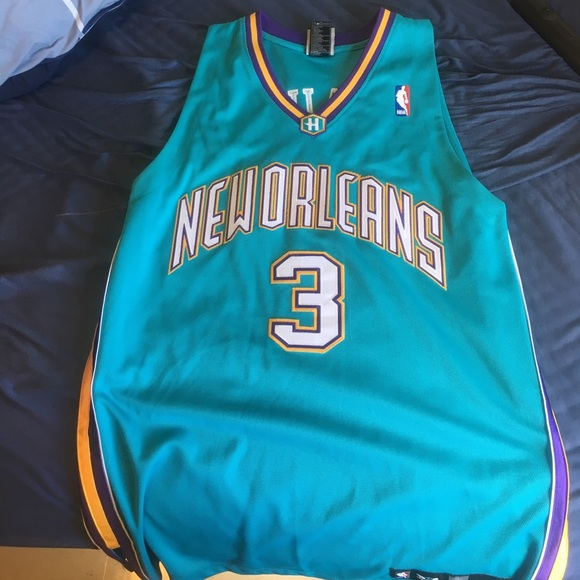 9643fa984 Adidas Other - Chris Paul New Orleans Hornets Jersey