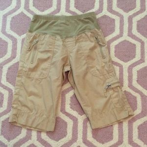 Pea in the Pod cargo shorts