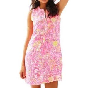Lilly Pulitzer Sleeveless Sarasota Tunic Dress