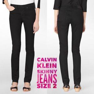 Calvin Klein Jeans Denim - Calvin Klein ultimate skinny Jeans size 2 x 30