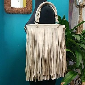 B-Low the Belt Handbags - B-Low the Belt Twiggy handbag fringe leather