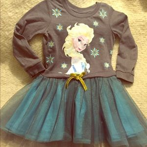 Disney Other - Disney Frozen dress