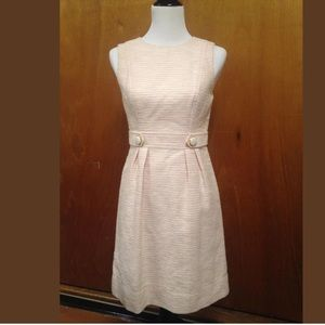 Shoshanna Dresses & Skirts - Anthropologie SHOSHANNA Brocade Cream & Pink 👗 4