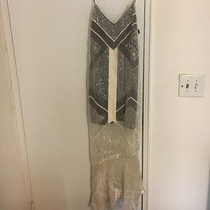 Line & Dot Dresses & Skirts - Line & Dot Maxi dress