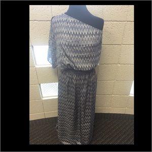 T-Bags Dresses & Skirts - T-Bags Los Angeles One Shoulder Dress