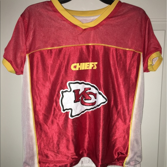 KC chiefs nfl reversible flag football jersey XL. M 58ed4ea64127d05f4507c4a7 f2fe29e4f