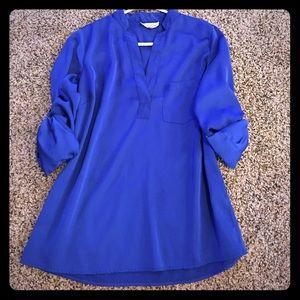 Calvin Klein dress blouse