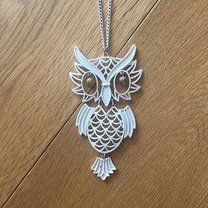 Jewelry - Vintage Owl necklace