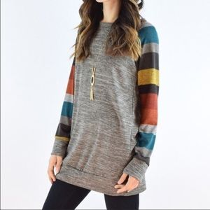 Sweaters - Long light sweater