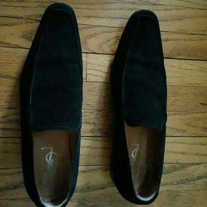 Men's YSL Suede Loafers
