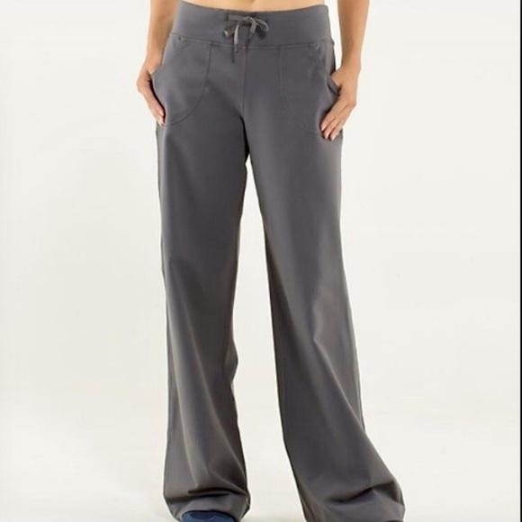 cacb022c6bbc49 lululemon athletica Pants | Lululemon Wide Leg Still | Poshmark