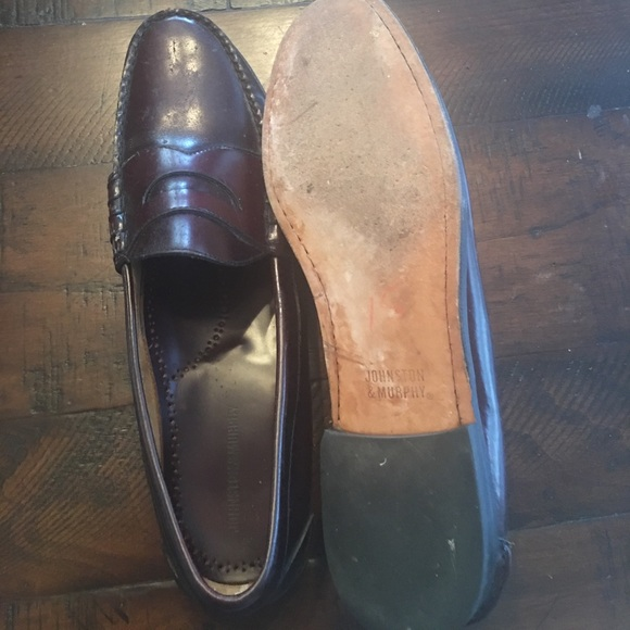 c1b622ab4bb Johnston   Murphy Other - Johnston   Murphy Pannell Penny Loafer Burgundy