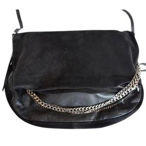 Jimmy Choo Handbags - Jimmy Choo black biker bag
