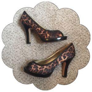 Madden Girl Shoes - 🌸LOWEST PRICE🌸Pollyanna Block Heels Leopard