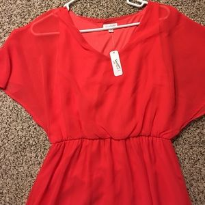 Charming Charlie Dresses & Skirts - NWT. Charming Charlie's coral pink dress. Size S